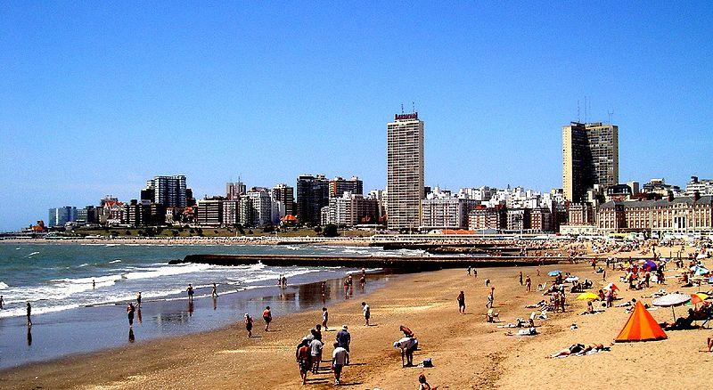 File:Mar del Plata beach (enhaced).jpg