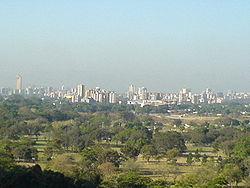 Maracay es la capital y ciudad más poblada del Estado.