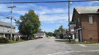 Jackson Township, Clermont County, Ohio - U.S. Route 50 in Marathon