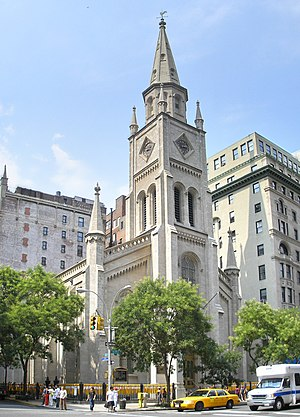 Marble Collegiate Church - Marble Collegiate Church