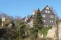 Marburg Westliche Stadtmauer Bettinaturm Kugelgasse1 von S.jpg