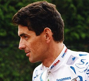 Marc Madiot - Madiot, as a member of the Catavana team, in 1994.