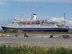 Marco Polo at Pier 24 in Tallinn 4 July 2017.jpg