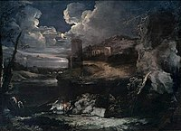 Marco Ricci 1708c Paysage nocturne fantastique.jpg