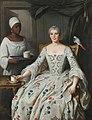 Marguerite Deurbroucq et une femme vivant en esclavage à Nantes.jpg