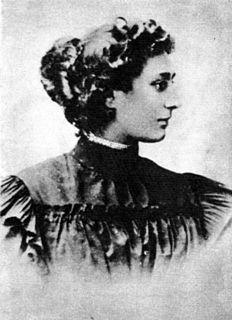 Maria Moravskaya Russian poet