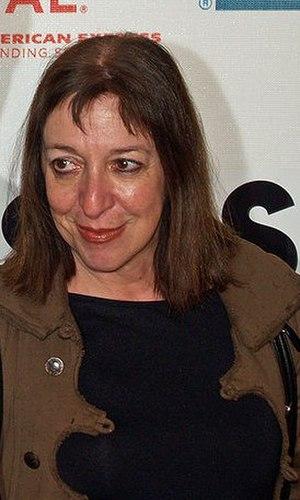 Marianne Leone Cooper - Marianne Leone Cooper at the Tribeca Film Festival