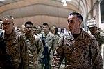 Marine generals tour Camp Dwyer, visit Marines and sailors during Christmas 111224-M-PH863-003.jpg