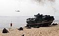 Marines conduct amphibious assault training. (9137293844).jpg