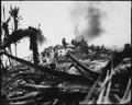 Marines storm Tarawa. Gilbert Islands. - NARA - 532517.tif