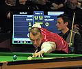 Mark King at Snooker German Masters (Martin Rulsch) 2014-01-29 01.jpg