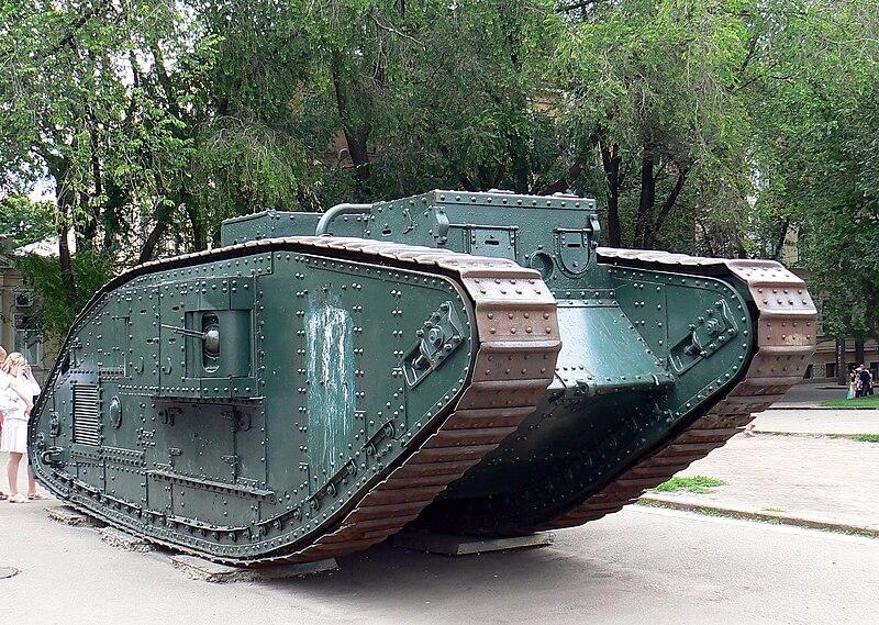 http://upload.wikimedia.org/wikipedia/commons/thumb/4/49/Mark_V_Female%2C_Kharkiv_Historical_Museum-2.jpg/800px-Mark_V_Female%2C_Kharkiv_Historical_Museum-2.jpg