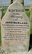 Marland Grave