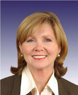 Marsha Blackburn - Rep. Marsha Blackburn official photo in 2005.
