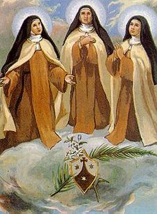 The Carmelite Martyrs of Guadalajara, Spain. Martirb.jpg