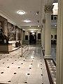 Massachusetts State House third floor hallway 01.jpg