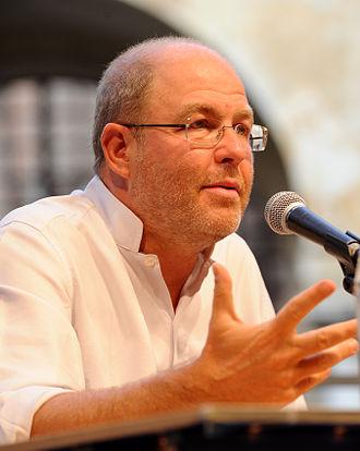 Massimo Gramellini - Gramellini at Festivaletteratura of Mantova, 2012