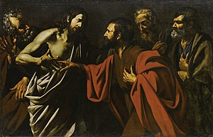 Master of the Gamblers - Image: Master of the Gamblers The incredulity of St Thomas