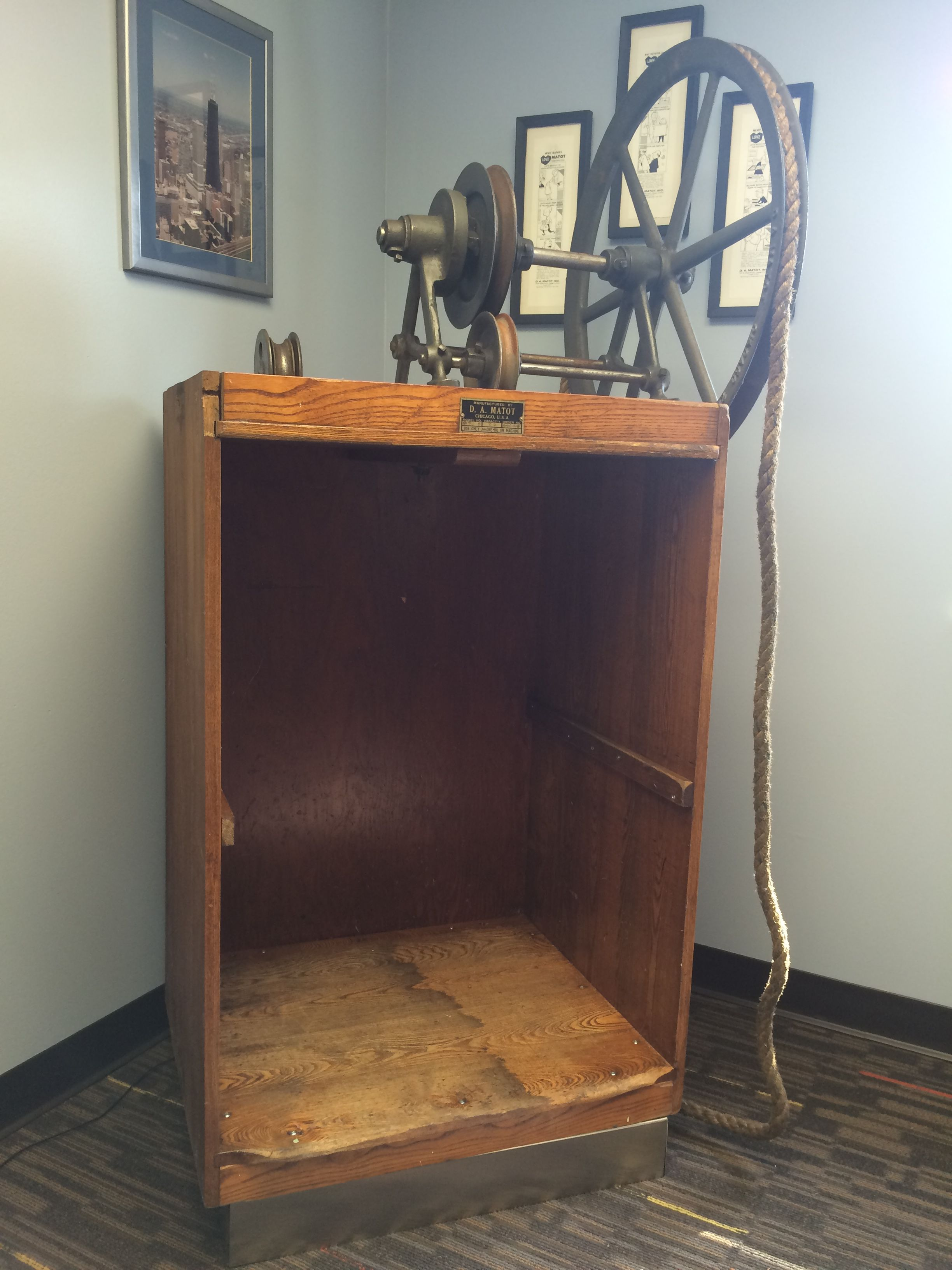 Old Fashioned Elevator Music