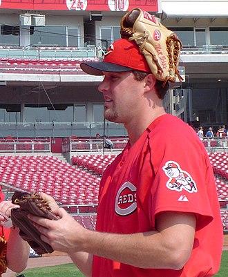 Matt Belisle - Belisle with the Cincinnati Reds in 2006
