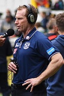Matthew Knights Australian rules footballer, born 1970