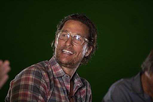 Matthew McConaughey and Scott Rice host conversation with film director and screenwriter Jeff Nichols. (48829205267)