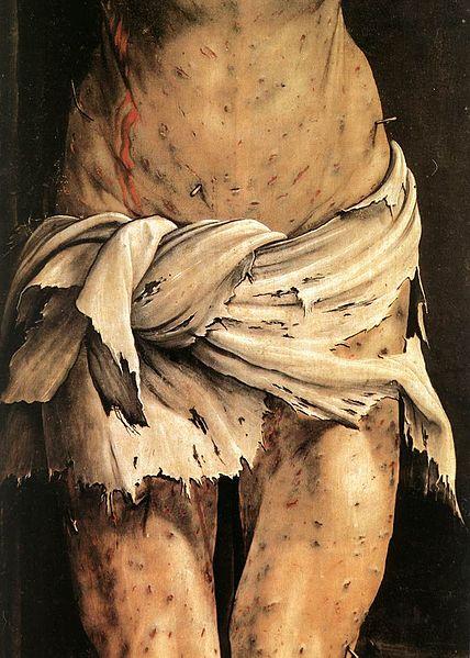 File:Matthias Grünewald - The Crucifixion (detail) - WGA10790.jpg