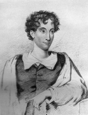 Charles Maturin - 1819 engraving