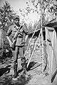 Mauno Koivisto rintamalla jatkosodassa, kuvaaja ja ajankohta tuntematon (33902509753).jpg