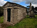 Mausoleum 75 Metres North East Of Chapel At Mansfield Cemetery, Nottingham Road, Mansfield, Notts (1).jpg