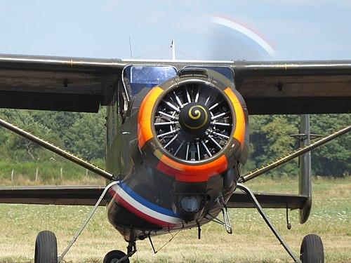 Max-Holste MH-1521 Broussard P1250490.jpg