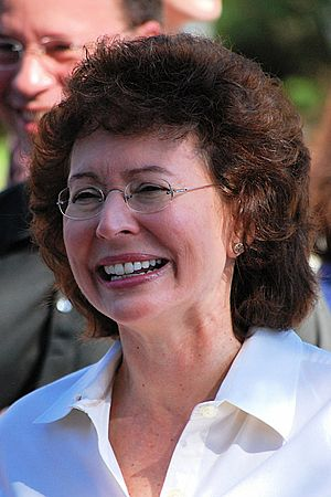 Pam Iorio - Image: Mayor Pam Iorio