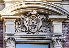 Mayoralty of Baku facade detail 2.jpg