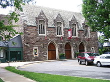 A picture of McCarter Theatre