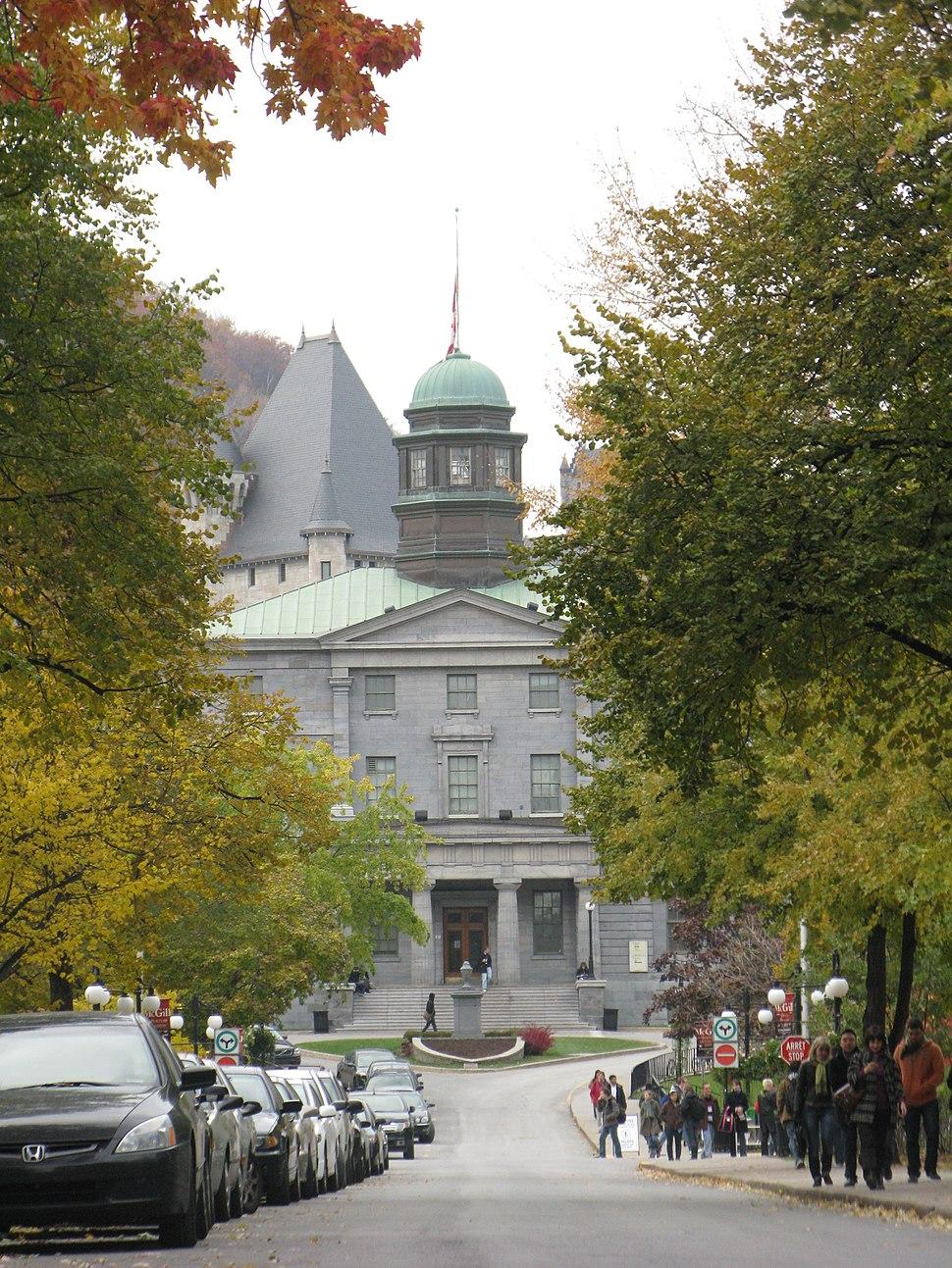 McGillArtsBuilding