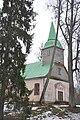 Meņģeles luterāņu baznīca, Meņģeles pagasts, Ogres novads, Latvia - panoramio.jpg