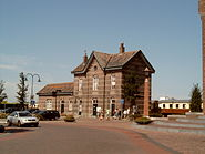 Medemblik, bij spoortram-station 2006-08-06 13.18