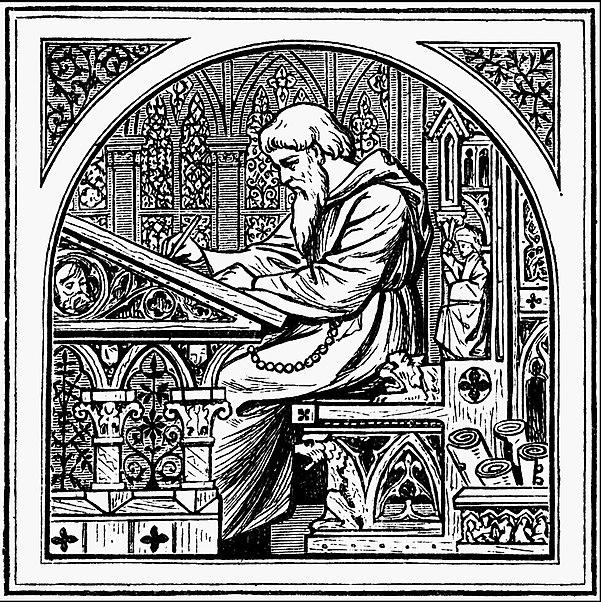 File:Medieval writing desk.jpg