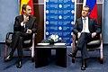 Medvedev con Zapatero.jpg