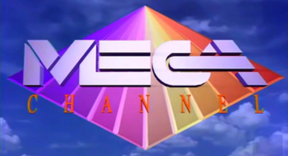 Mega Channel Greek television network.
