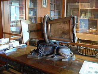 Megalethoscope - Ponti's Megalethoscope (Princeton University Library)