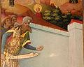 Meister francke, altare di santa barbara, amburgo 1420 circa, dalla chiesa di kalanti, 02 miracolo del muro 3.JPG