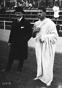 Melchior de Polignac à Jean Bouin 1913.jpg