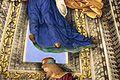 Melozzo da forlì, angeli coi simboli della passione e profeti, 1477 ca., tenaglie 03.jpg
