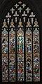 Melton Mowbray, St Mary's church, S Transept window (45613148011).jpg