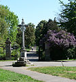 Memorial, Nonsuch Park (geograph 1879278).jpg