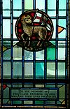 Memorial Stained Glass window, Class of 1938, Royal Military College of Canada.jpg