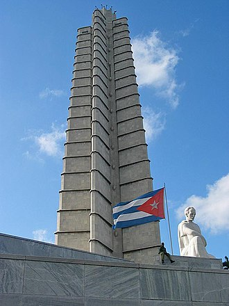 Plaza de la Revolución - Revolution Square and the José Martí Memorial