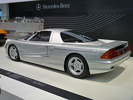 Mercedes-Benz C112 1991 backleft 2010-04-08 A.jpg