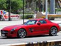 Mercedes Benz SLS AMG 2011 (16860296338).jpg